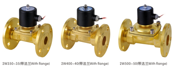 Widely used w series large diameter valve